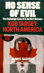The James Barros account was an anti-communist attack on Herbert Norman.