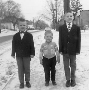 Brian, Wayne, Randy