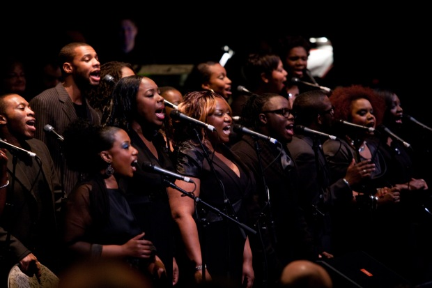 faith chorale and sharon riley