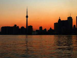 The lights go out in Toronto, and all over Ontario, on Aug. 14, 2003